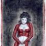 Оригинальная ава из категории Девушки #829
