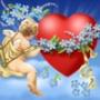 Оригінальна ава из категории Кохання #2455