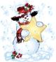 Прикольная ава из категории Новогодние #2597