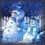 Красивая картинка для аватарки из категории Новогодние #2601