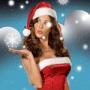 Прикольная картинка для аватарки из категории Новогодние #2612