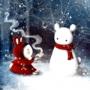Прикольная картинка для аватарки из категории Новогодние #2615