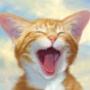 Крутая автрака из категории Коты и кошки #3463