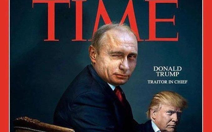 Почему Трамп досих порзвонит Путину