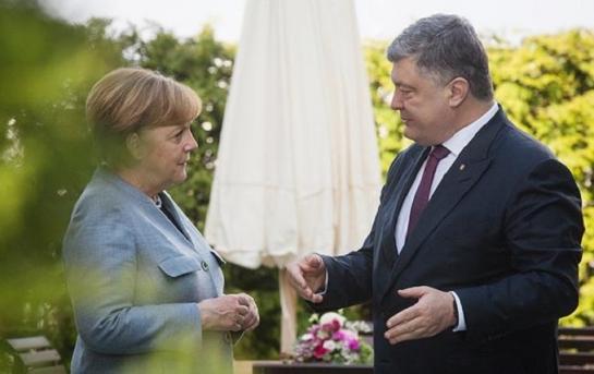Встреча Меркель – Порошенко: обозначим несколько позиций