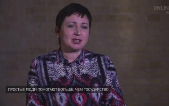 Во Львове люди для нас переходили на русский язык: история переселенки из Донецка