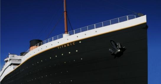"""Если бы 100 лет назад я плыла на """"Титанике"""", то выглядела бы так"""