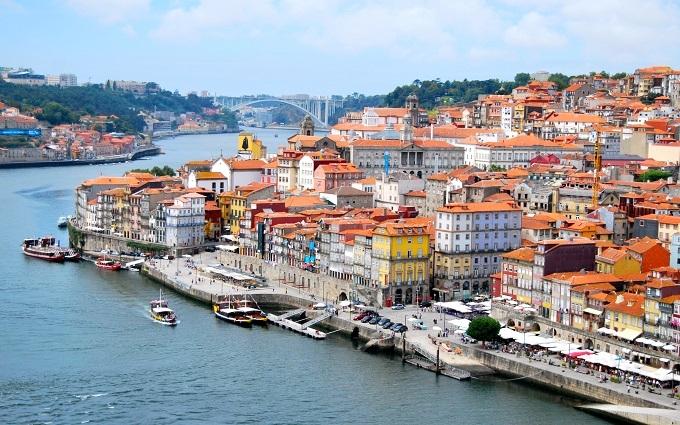 15причин посетить уютный городок Порту