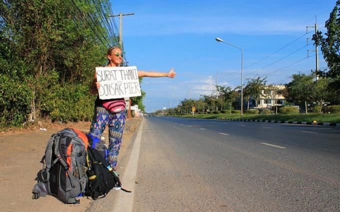 8особенностей автостопа вТаиланде