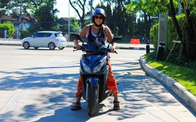 10правил женского вождения вАзии