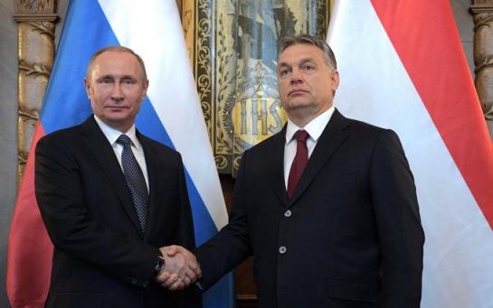 Путин хочет открыть западный фронт против Украины