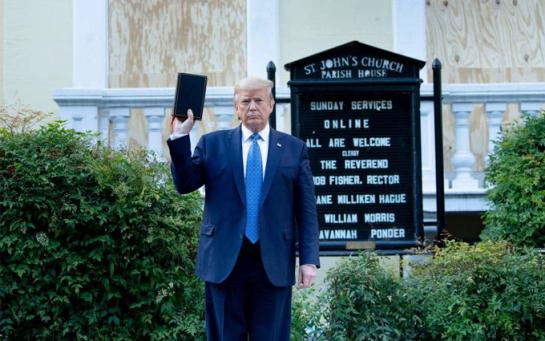 Трамп снова созвонился с Путиным