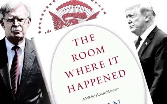 Книга экс советника Трампа по нацбезопасности выходит уже завтра
