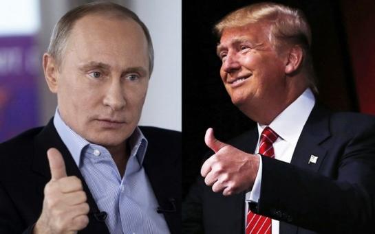 Легендарная республиканская партия США стала партией Трампа-Путина