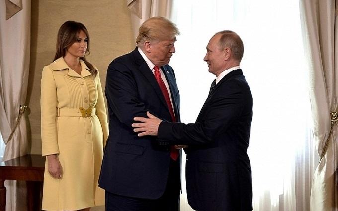 Путин-Трамп: страсти поСаммиту вХельсинки нестихают