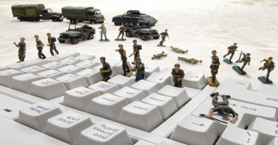 Гибридная война переместилась в информационное поле