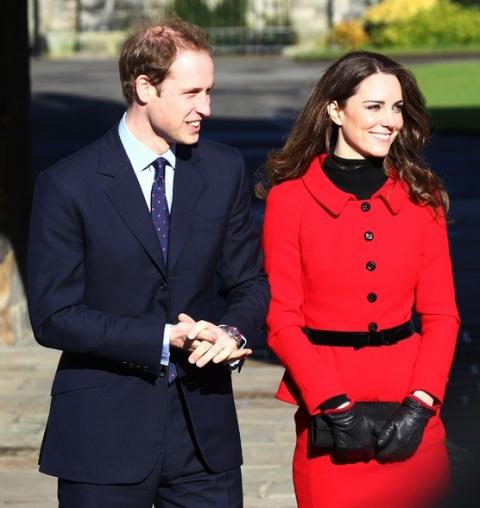 Королевская семья запустила официальный сайт свадьбы принца Уильяма