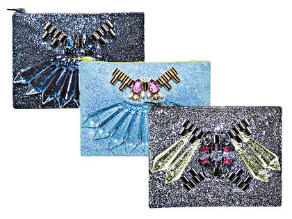 Коллекция клатчей сезона осень-зима 2013-14 от бренда Mawi