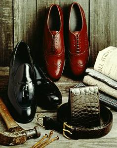Мужская обувь: мечта фетишиста