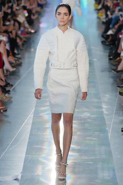 Кристофер Кейн представил новую коллекцию на Неделе моды в Лондоне