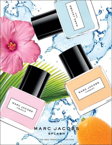 Бренд Marc Jacobs представил три новых аромата