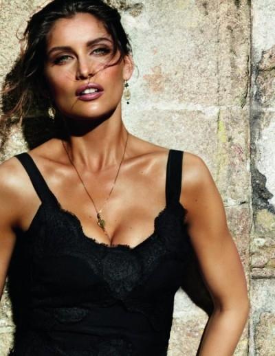 Летиция Каста стала рекламным лицом нового аромата Dolce&Gabbana