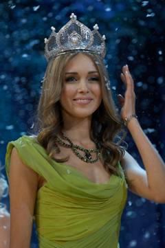 Ксения Сухинова представит Россию