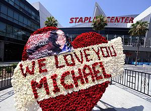 Прощание с Майклом Джексоном: последнее шоу легенды