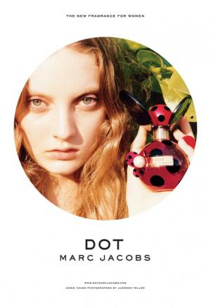 Марк Джейкобс представил новый аромат Dot