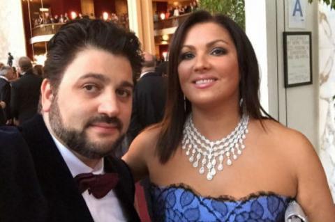 Первые фото со свадьбы Анны Нетребко и Юсифа Эйвазова