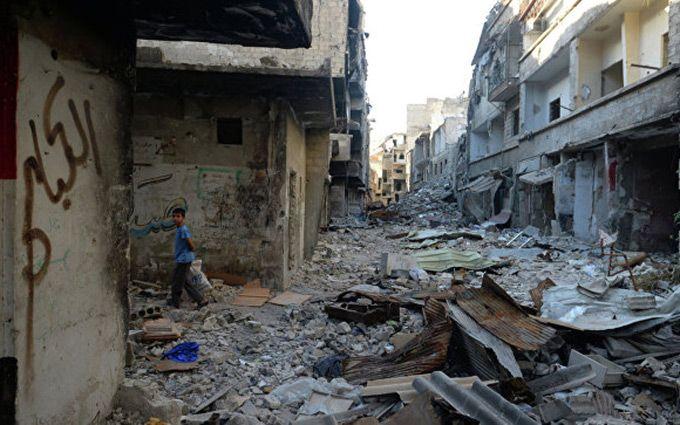 Друзі Асада розбомбили гумконвой ООН в Сирії, є жертви