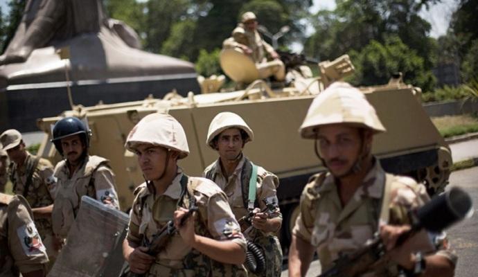Египетские военные ликвидировали одного из главарей ИГИЛ