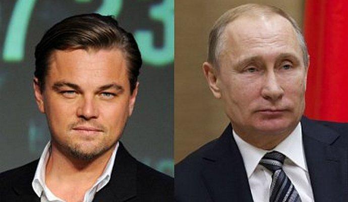 ДиКаприо может сыграть Путина