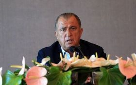 Фатих Терим подал в отставку с поста главного тренера сборной Турции