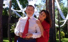 Відомий український депутат одружився: з'явилися перші весільні фото