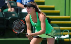 Румынская теннисистка поблагодарила первую ракетку Украины Свитолину за благородный поступок