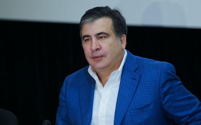Саакашвили в Киеве угрожал самоубийством: опубликованы видео
