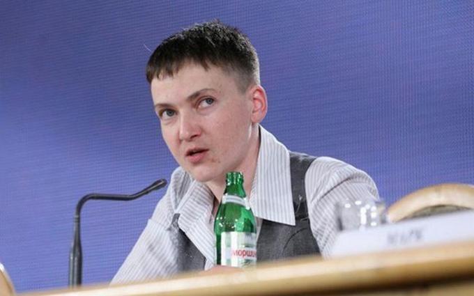 Савченко після її скандальних заяв дали дотепну пораду