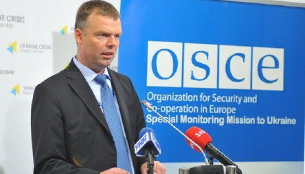 Наблюдатели ОБСЕ зафиксировали новые случаи минирования на Донбассе