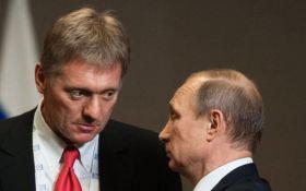 """У Путина заявили, что """"расстроились"""" из-за решения Порошенко"""