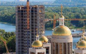 Через незаконне будівництво в Києві руйнується Патріарший собор - УГКЦ