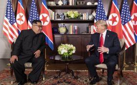 Ким Чен Ын написал Трампу письмо