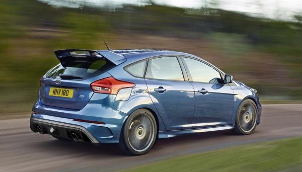 Ford розпочав серійне виробництво нового Focus RS (1)