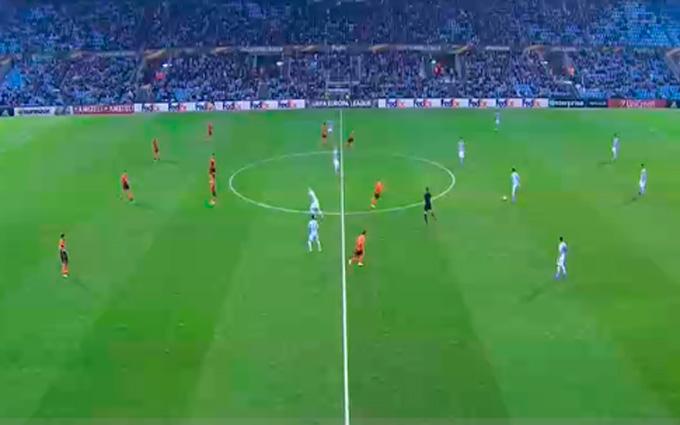 Сельта - Шахтер - 0-1: хронология матча и видео (1)
