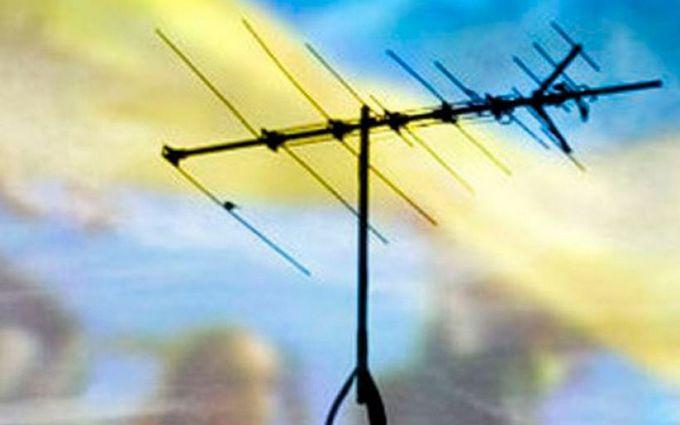 Україна почала блокувати російське телебачення на Донбасі