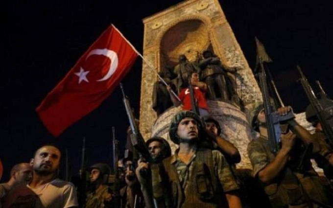 З'явилася реакція західних лідерів на спробу перевороту в Туреччині