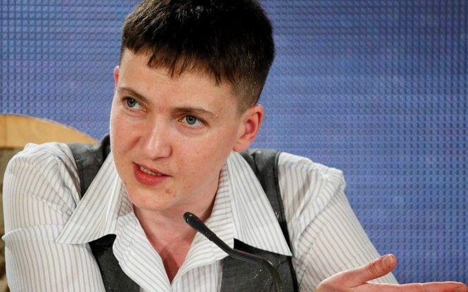 Савченко захотіла особливий статус не тільки для Донбасу: опубліковано відео
