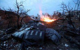 В сети показали, как погиб пилот сбитого российского Су-25 в Сирии
