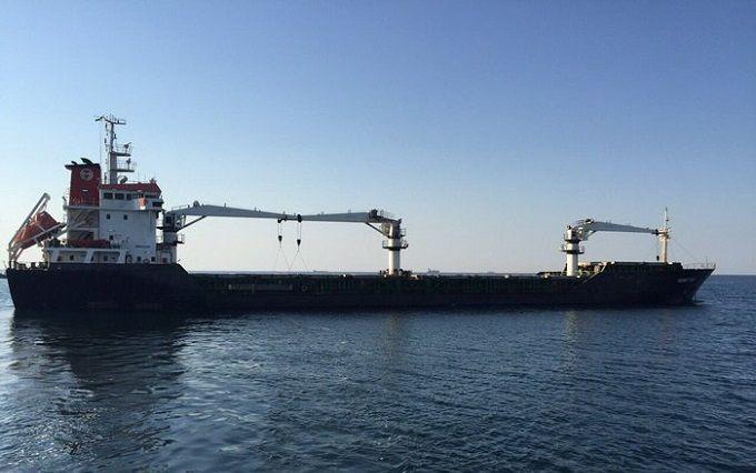 Бунт на турецькому судні під Одесою: з'явилося роз'яснення інциденту