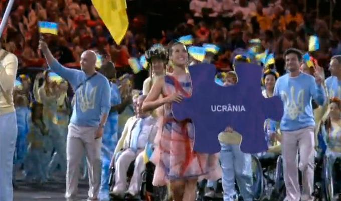 Церемония открытия Паралимпиады-2016: фото и видео из Рио (42)